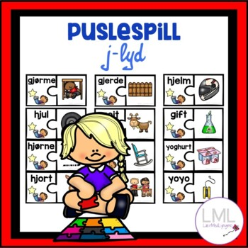 Puslespill - J-lyd