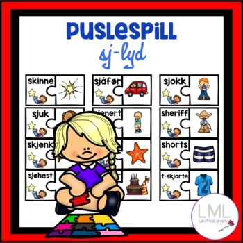 Puslespill - Sj-lyd