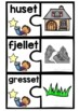 Puslespill - Stumme bokstaver