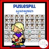 Puslespill - Synonymer