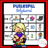 Puslespill - Tolyds ord