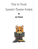 Puss in Boots - Reader's Theater scripts