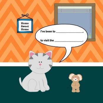 Pussy Cat: An Activity for Teaching High & Low