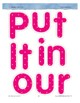 Put It in Your Pocket (Bulletin Boards)