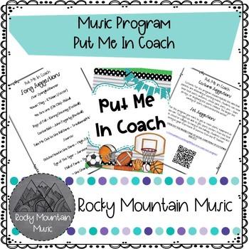 Put Me In Coach Music Program