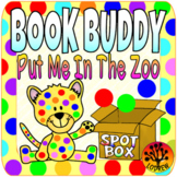 Put Me In The Zoo Centers Activities Book Companion Math Literacy Fine Motor