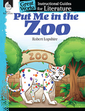 Put Me in the Zoo: An Instructional Guide for Literature (Physical book)