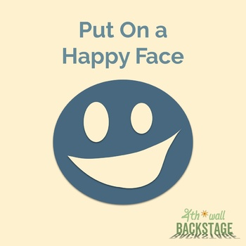 Put On a Happy Face - Vocal Track