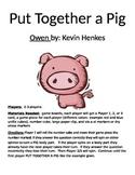 Put Together a Pig Owen by Kevin Henkes
