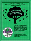 Put Up Tree: Classroom Community Builder
