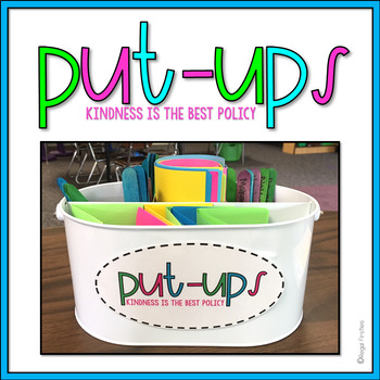 Put-Ups: A Classroom Community Building Strategy