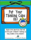 Put Your Thinking Caps On - Cards