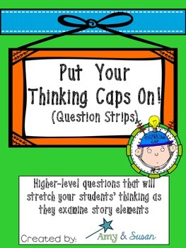Put Your Thinking Caps On - Strips