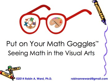 Put on Your Math Goggles - Fractions, Probability, and Wayne Thiebaud