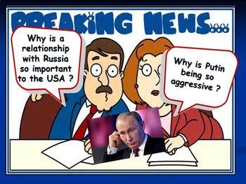 Putin: From Hooligan to President Power Point
