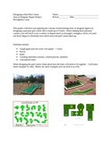 Putt Putt Course (Irregular Shapes Area Project)