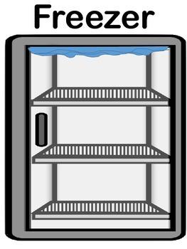 Putting Away Groceries Activity Book