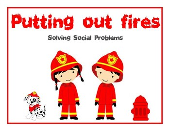 Putting Out The Fire social skills game