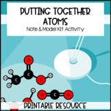 Putting Together Atoms to Make Molecules
