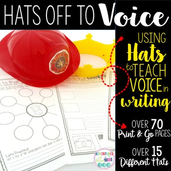 Putting Voice in Writing