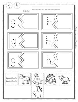 Putting the Pieces Together: Letters and Sounds