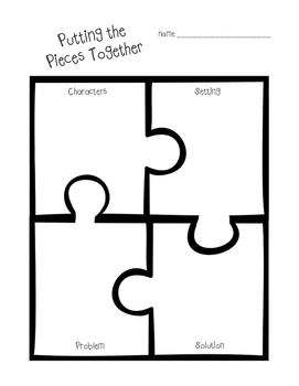 Putting the Pieces Together: Story Elements