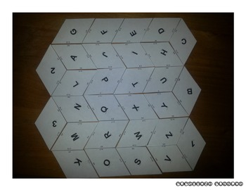 Puzzle 2 - Multiplication Whole Numbers 0-12 - PP