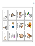 Puzzle AAC/Communication Board