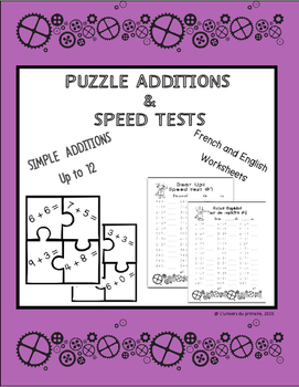 Puzzle Additions & Speed Tests