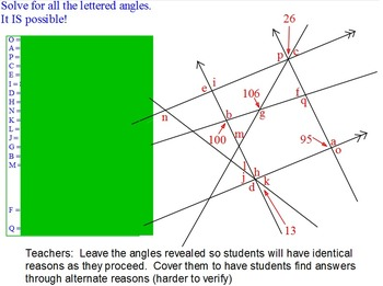 Puzzle Angles