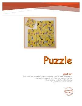 Puzzle - Art Project