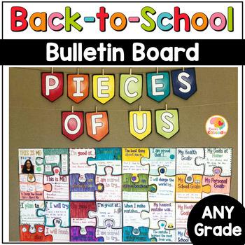 Puzzle Bulletin Board Set: Bundle of 6 Puzzles