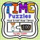 Puzzle Bundle (Time, Money, Fractions)