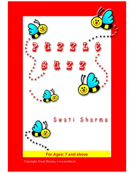 Puzzle Buzz ( Word search) Book 1