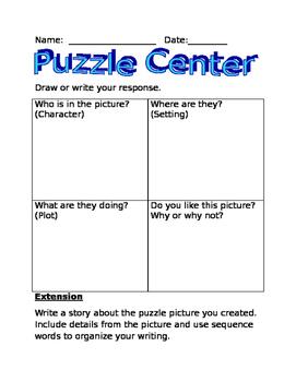 Puzzle Center