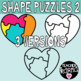 Puzzle Clipart, Game Templates