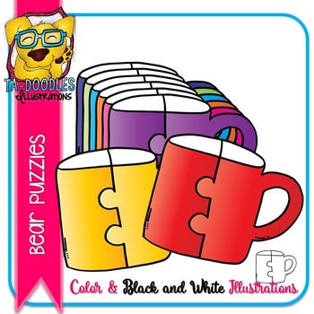 Puzzle Clipart :  Mug Puzzle Commercial Use