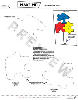 Puzzle Day (January 29)