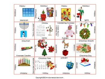 Puzzle:  December