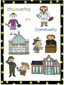 Crossword Puzzle - Discovering Your Community