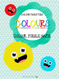 Puzzle Game - Colour Monsters