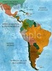 Puzzle Map of Spanish Speaking Countries IN SPANISH