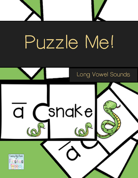 Puzzle Me! Long Vowel Sounds