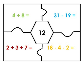 Puzzle: Number Equations