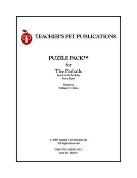 Puzzle Pack Sampler The Pinballs