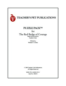 Puzzle Pack Sampler The Red Badge of Courage