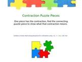 Puzzle Piece Contractions