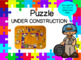 Puzzle Power: Developing Early Literacy Skills in a Puzzle Center