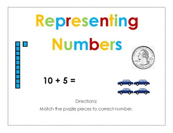 Puzzle: Representing Numbers