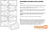 Puzzle Research Activity - Types of Retirement Accounts